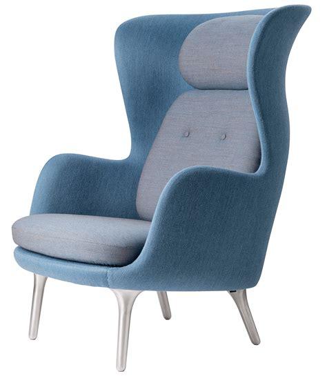 fritz hansen ro ro easy chair fabric