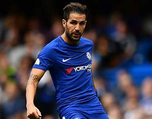 Cesc Fabregas   Chelsea 25-man squad list confirmed for ...
