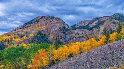 nature landscape colorado fall autumn  colorado desktop