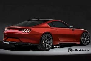 Ford Mustang 2022 ที่อาจเปลี่ยนไปแบบก้าวกระโดดพร้อมพลังไฟฟ้าเต็มรูปแบบ - Carvariety