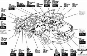 My 2002 Escort Zx2 Brake Lights Do Not Work But The Turn