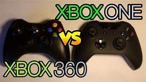 The gallery for --> Xbox 1 Controller Vs Xbox 360 Controller