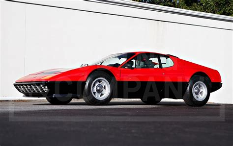 Ferrari 512 Berlinetta Boxer 1980