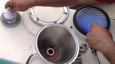 changing pool light how to change pool light diy guide pool