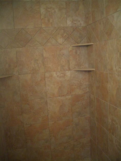 Bathroom Tile Shelf by How To Build Corner Shelves From Two Pieces Of Ceramic