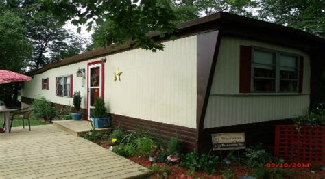 How To Spray Paint Your Mobile Home's Siding  Mobile Home