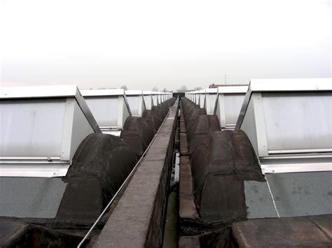 copertura capannone linea vita su copertura capannone industriale c p r