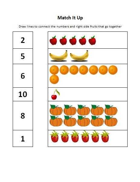 match   worksheet math  preview  home teacher
