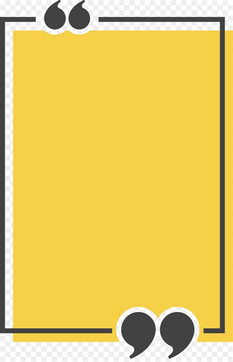 congee text box quotation icon yellow rectangle title