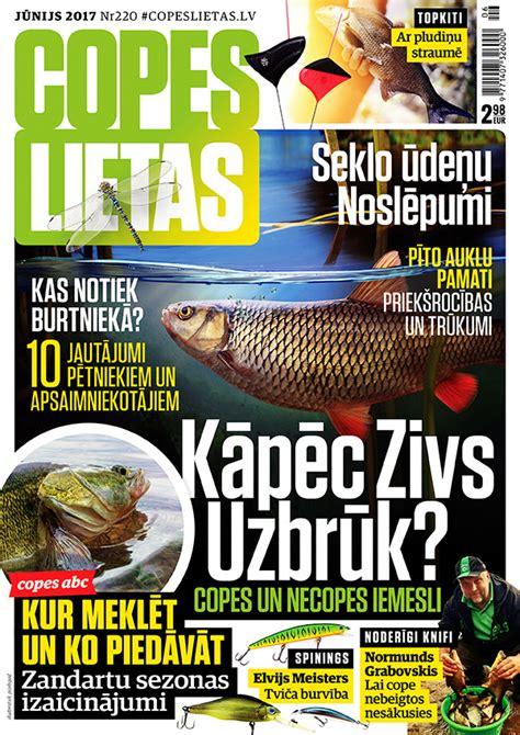 Žurnāls COPES LIETAS - CopesLietas.lv - CopesLietas.lv