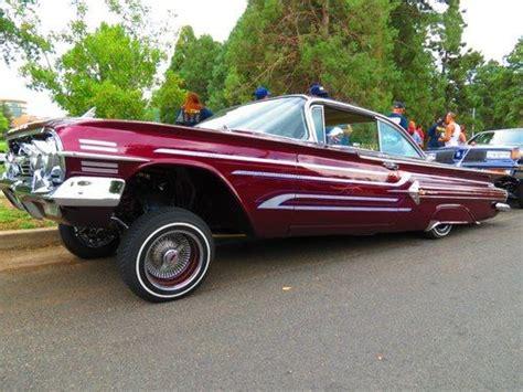Buy Used 1960 Impala Lowrider In Colorado Springs
