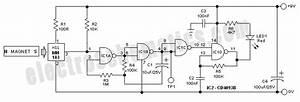 Door Sensor Circuit