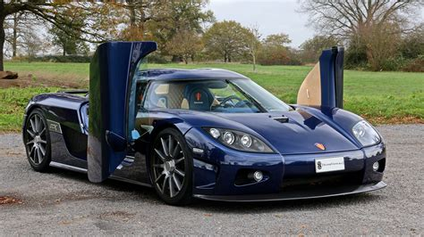 koenigsegg ccx 2008 koenigsegg ccx with delivery miles is a good investment