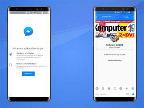 android messenger messenger aplikacja android pobierz