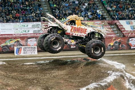 monster jam zombie truck trucks monster jam