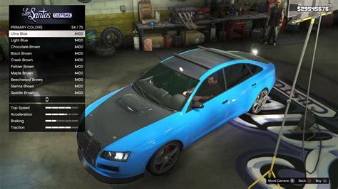 Gta 5 Cool Car Customization