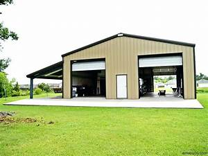 garagesmetal barn rv garage apartment metal buildings with With 2 story steel building kits