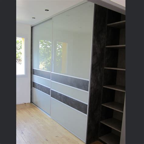 porte placard chambre porte en bois de chambre 1 placard coulissant sur
