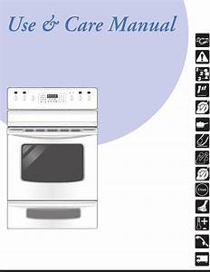 Frigidaire Range Es510 User Guide