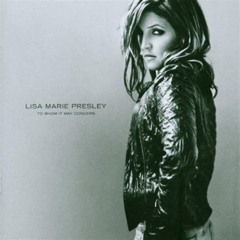 Lisa Marie Presley Lights Out by Lights Out Sheet Music By Lisa Marie Presley Piano Vocal