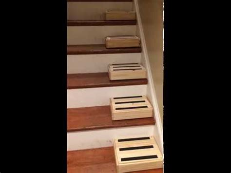steep staircase solutions diy solution to steep stairs