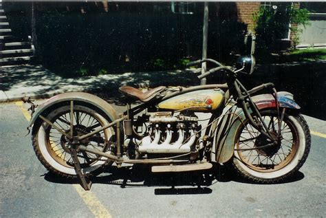 Indian Motorcycle : Classic Indian Motorcycles