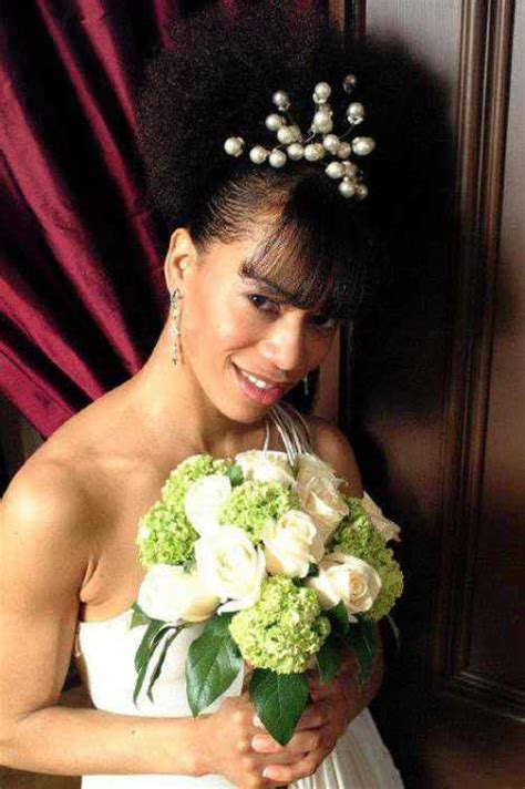 wedding hairstyles  black  african american