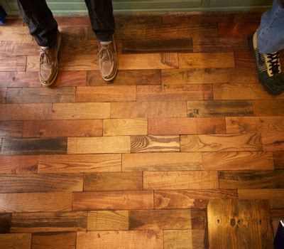 pallet wood for flooring pallet flooring everything you need to know