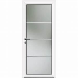 porte d39entree sur mesure en aluminium laly artens leroy With porte d entrée alu sur mesure