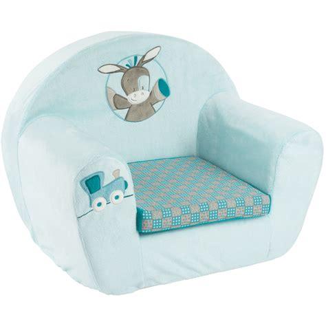 fauteuil bebe pas cher fauteuil b 233 b 233 sofa gaston cyril de nattou chez naturab 233 b 233