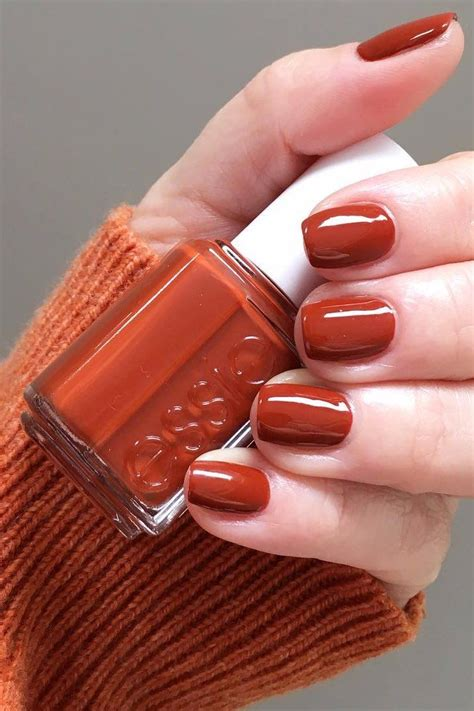 color for nails 20 chic autumn nail colours you ll want to buy asap
