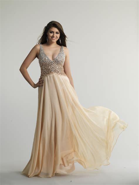 color prom dress neutral chagne color prom dresses ideas designers