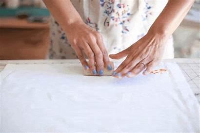 Block Diy Wood Printed Napkins Hand Freutcake