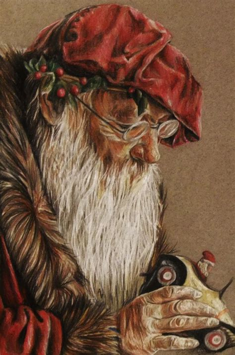 kris kringle by imperviousbriarpatch on deviantart