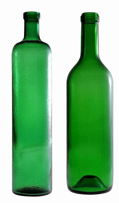 Bottle Glass Empty Clipart Bottles Jar Container