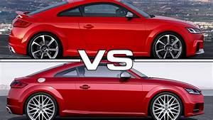 Audi Tt Rs Coupe : 2017 audi tt rs coupe vs audi tts coupe youtube ~ Nature-et-papiers.com Idées de Décoration