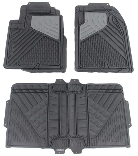 hopkins semi custom auto floor mats pvc front rear