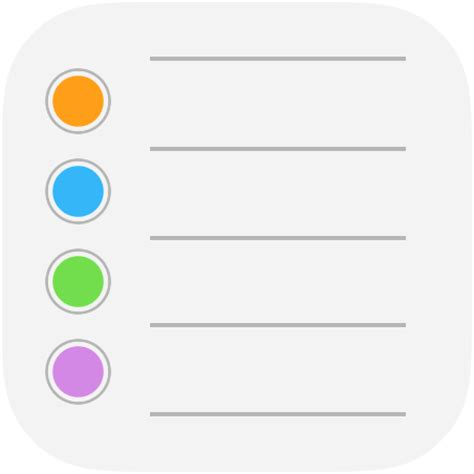 reminder app for iphone how to reminders lists