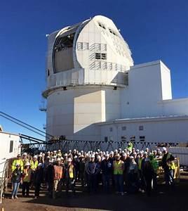 National Solar Observatory's Daniel K. Inouye Solar ...