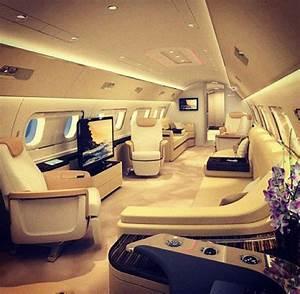 luxury jet interior | Planes/Luxury Jets | Pinterest ...