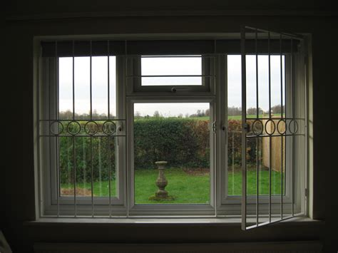 Home Window Grill Design — House Style And Plans  Having