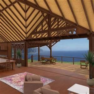 View Tropical House Designs Plans Online Teak Bali