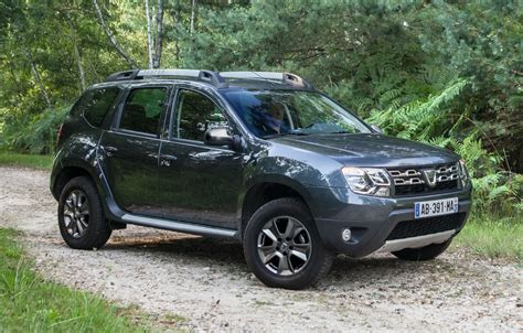 Dacia Duster Facelift 2018 New Photos Revelead Dacia