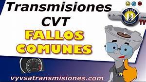 Transmisiones Automaticas Cvt Nissan   Solucion Problemas Frecuentes