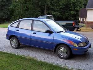 1995 Ford Aspire - Information And Photos
