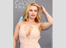 Hayden Panettiere talks postpartum depression on red carpet