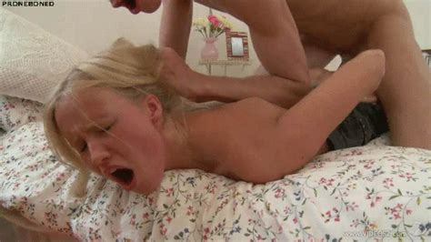 She Hates Anal Sex