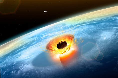 earth star death destroy towards hurtling asteroid could colossal asteroids