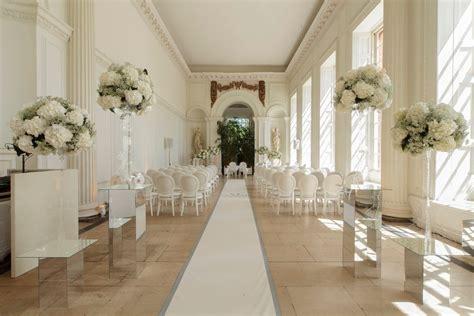 wedding venues  london london evening