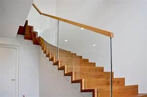 Treppengeländer Mit Glas : gel nder handlauf zubeh r treppenbau leisen treppen seit 1992 ~ Markanthonyermac.com Haus und Dekorationen